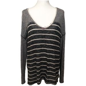 FREE PEOPLE Sweater Knit Top